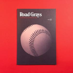 Road Grays magazine Issue 1 cover