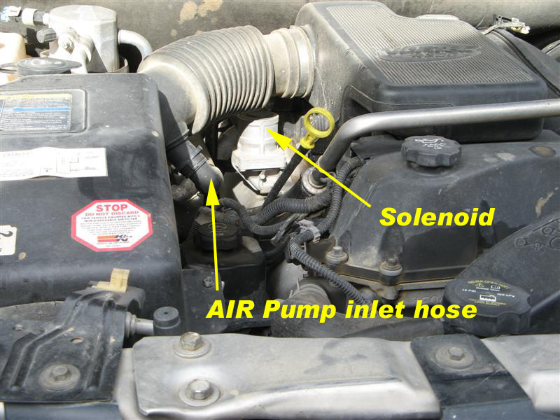 2006 Buick Rainier Fuse Box Solved Where The Air Pump And Check Valve Is Located 2008