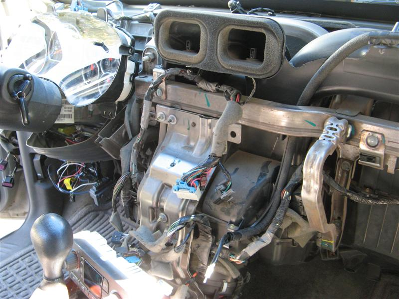 s plan plus wiring diagram ford max hvac mode door actuator update - chevy trailblazer, trailblazer ss and gmc envoy forum