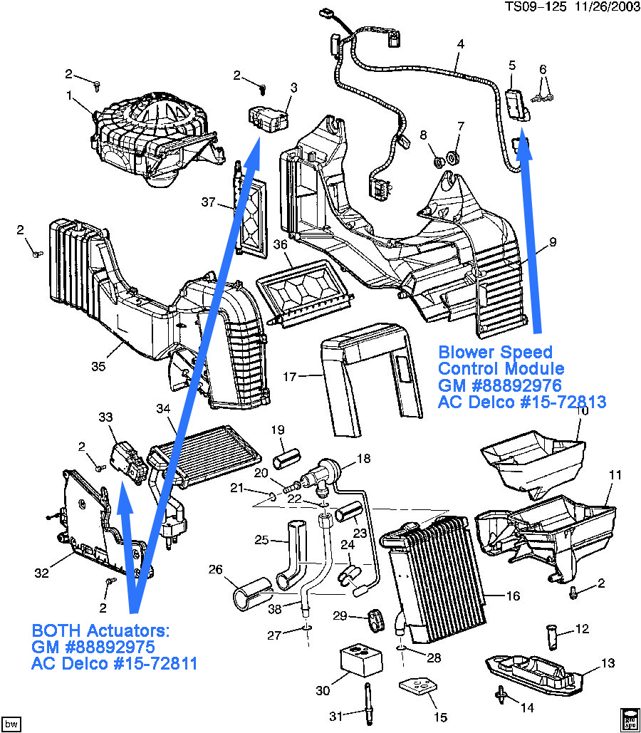 hight resolution of 2003 chevy suburban air conditioning