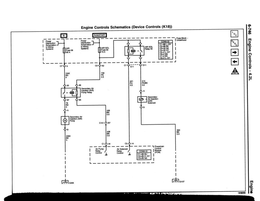 medium resolution of 04 envoy fuse box