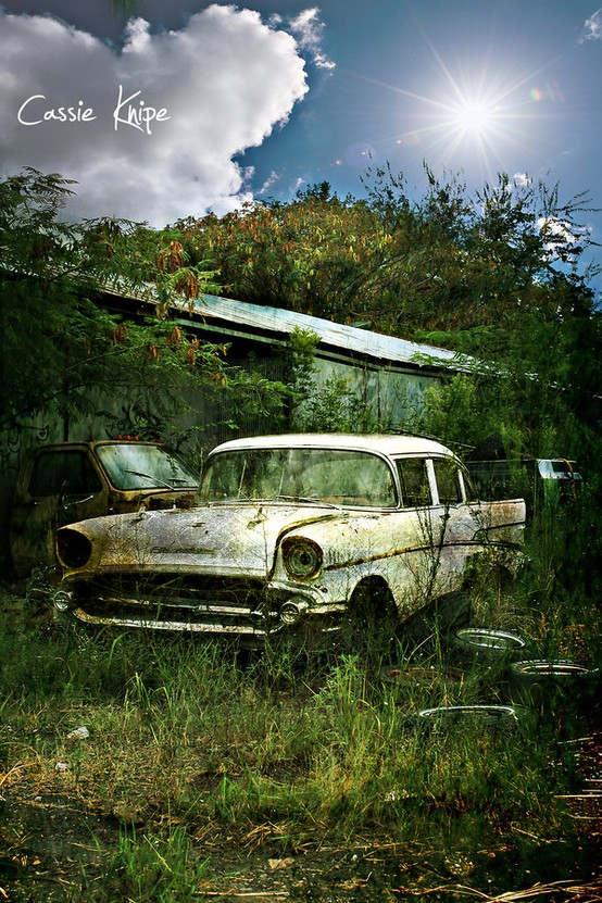 Oldschool Wallpaper Car Abandoned Cars And Trucks Photo Pictures