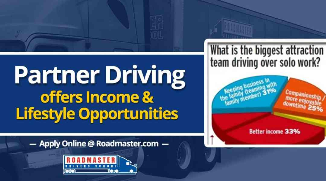 Partner Driving offers income and lifestyle opportunities