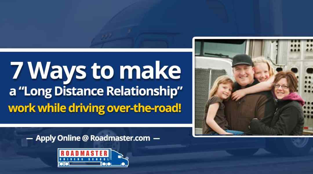 7 Ways To Make A Long Distance Relationship Work While Driving OTR