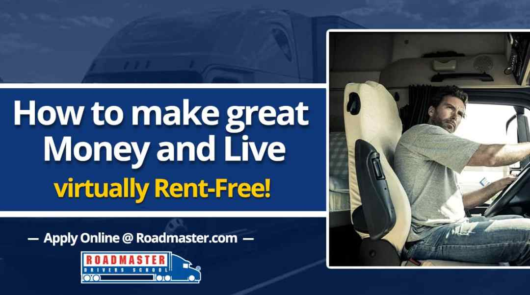 How to Make Great Money and Live Virtually Rent-Free