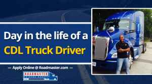 A Day in the Life of a Trucker
