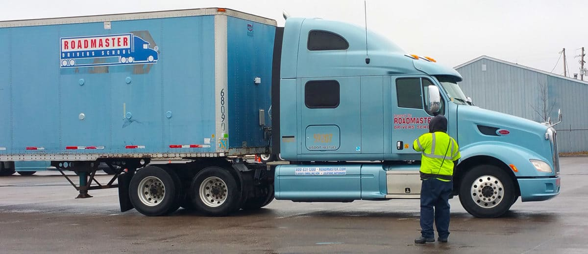 cleveland oh cdl training truck driving school roadmaster. Black Bedroom Furniture Sets. Home Design Ideas