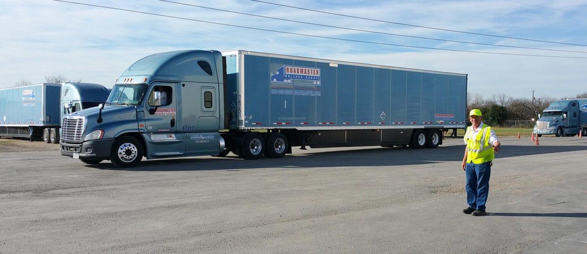Cdl Training Truck Driving School In Dallas Tx Roadmaster