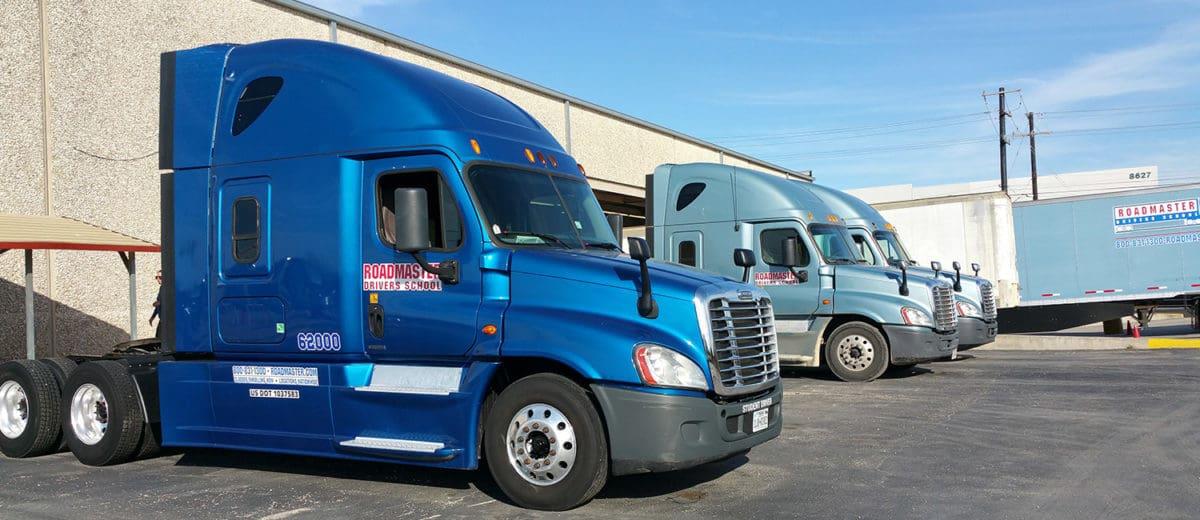 san antonio tx cdl training truck driving school roadmaster. Black Bedroom Furniture Sets. Home Design Ideas