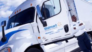 Walmart offering trucking jobs at $90K