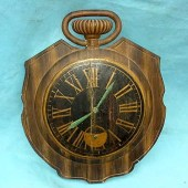 Pocket Watch sign, trade signs, vintage signs, collectible signs