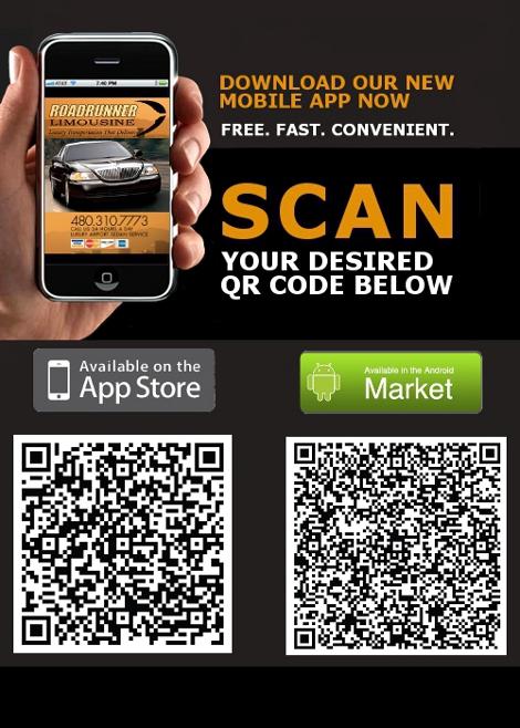 Mobile App Phoenix Arizona Sky Harbor Airport PHX Town