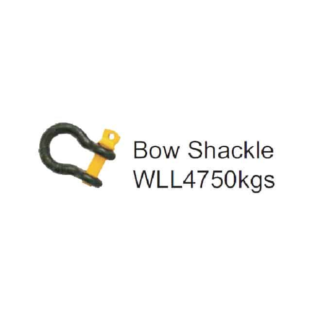 Recovery Point kit 2 Points Shackles Hooks for Nissan