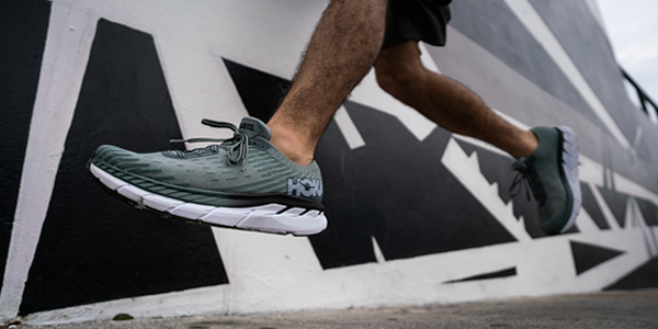 HOKA ONE ONE Clifton 5 Knit Review: This ain't your