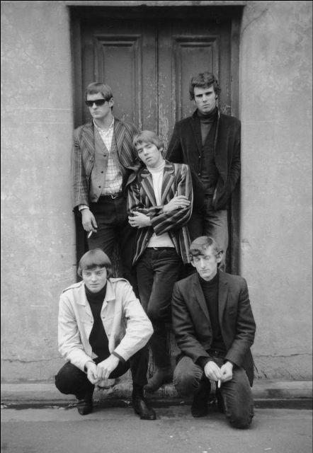 Masters Apprentices 1966