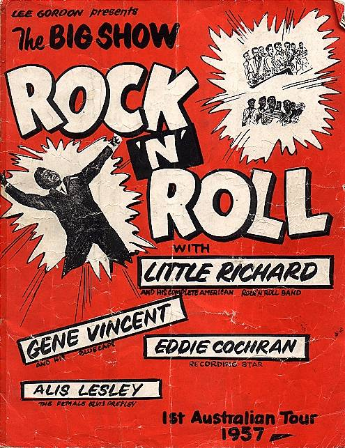 Little Richard tour