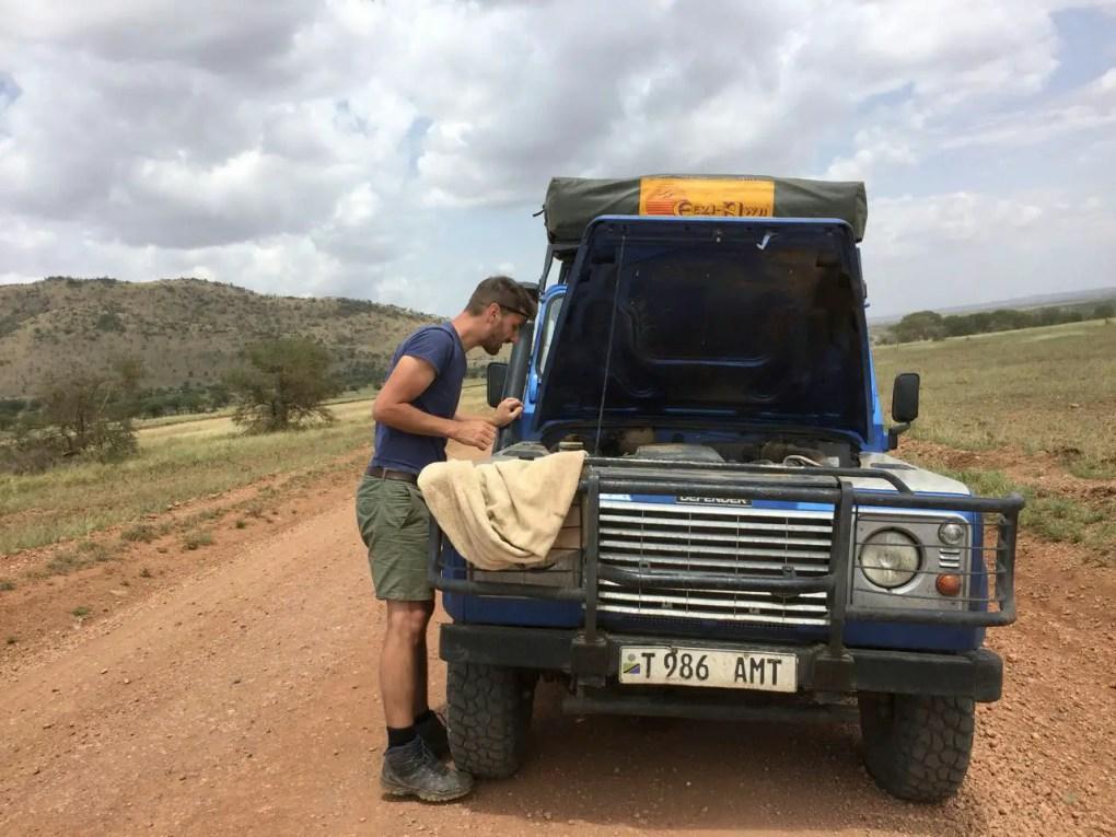 Tansania | Selbstfahrer Safari durch die Serengeti