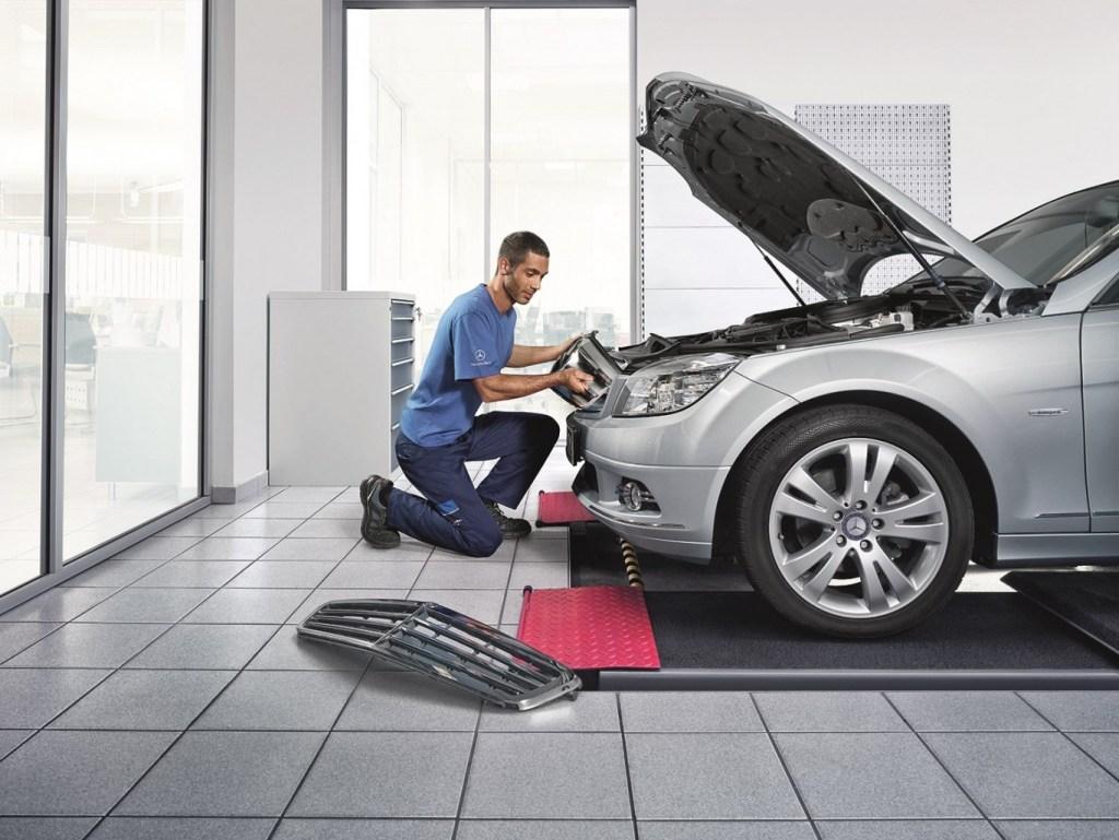 Mercedes Benz Auto Body Repair Centres Awards Superio