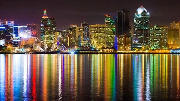 A San Diego New Year Celebration