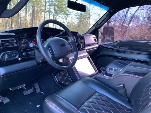 small resolution of used 2005 ford excursion limited rs