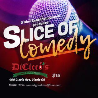 DiCicco's Slice of Comedy