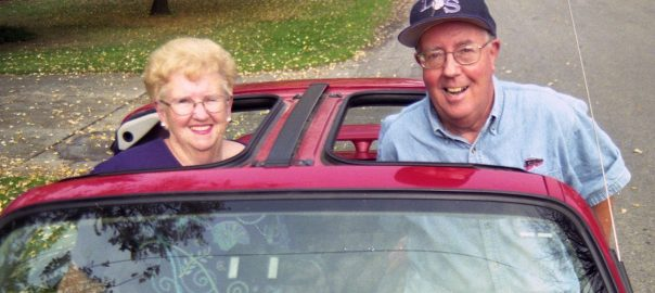 Doug & Polly Smith, Photographed in Grand Island, NY, 2000.