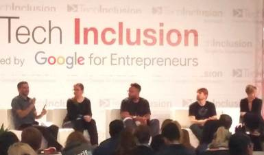 Diversity & Inclusion Deaf in Tech
