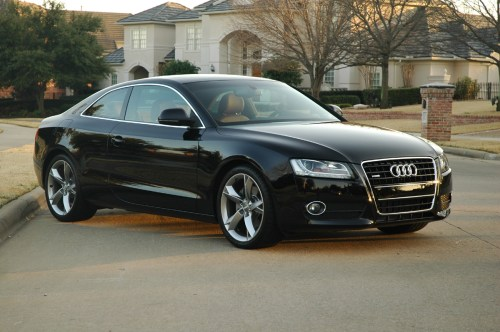 small resolution of audi a5 black