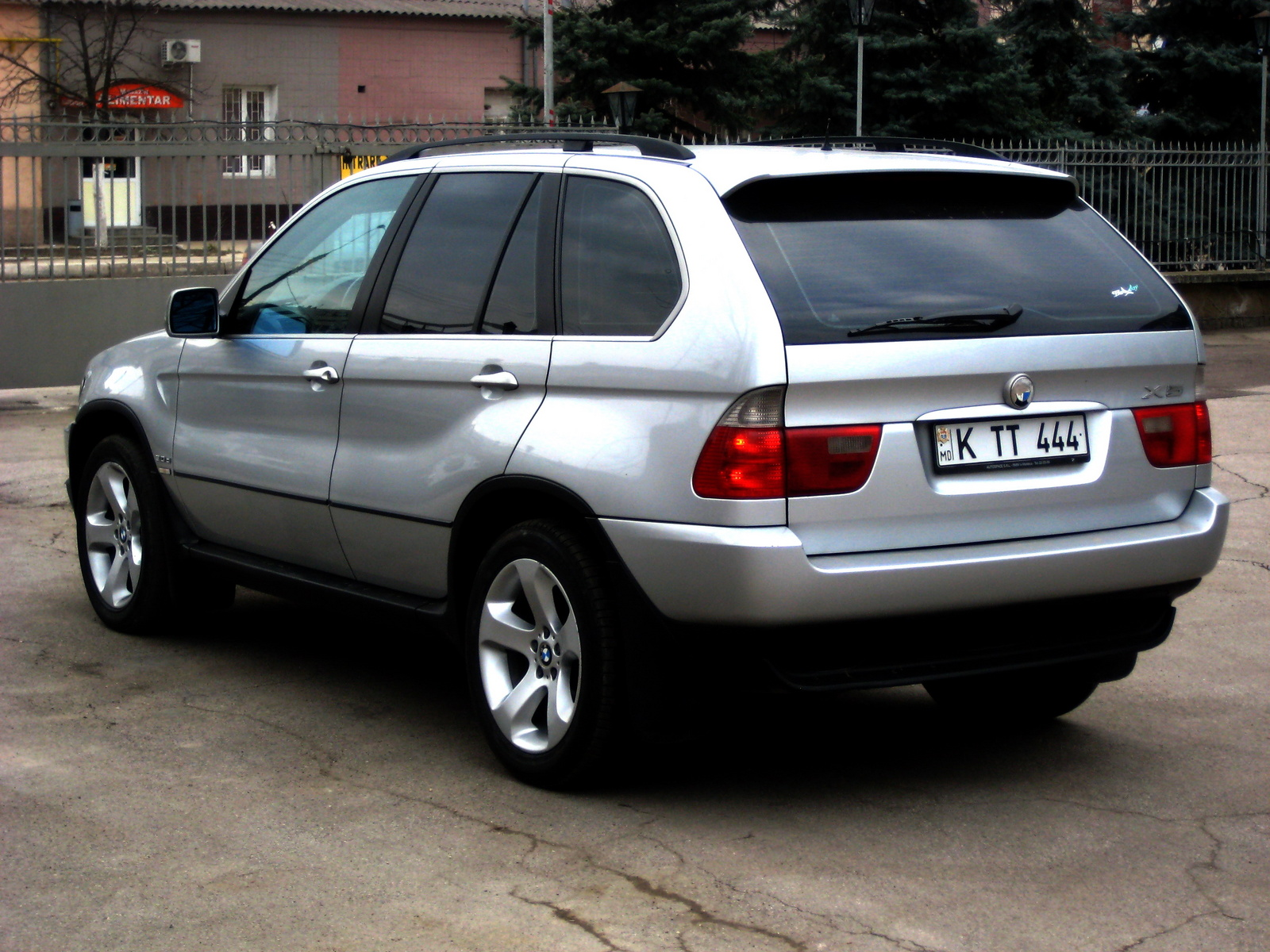 hight resolution of bmw x5 3 0