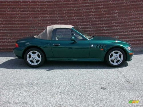 small resolution of bmw z3 green