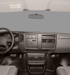 chevrolet express interior [ 2100 x 1386 Pixel ]