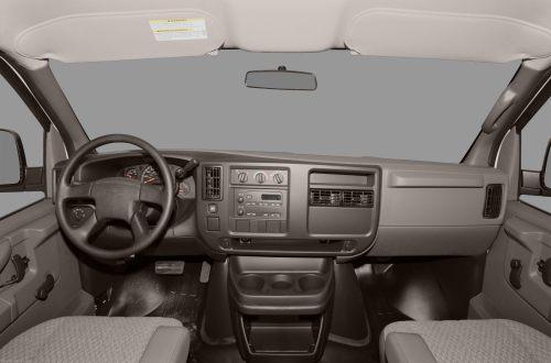 small resolution of chevrolet express interior