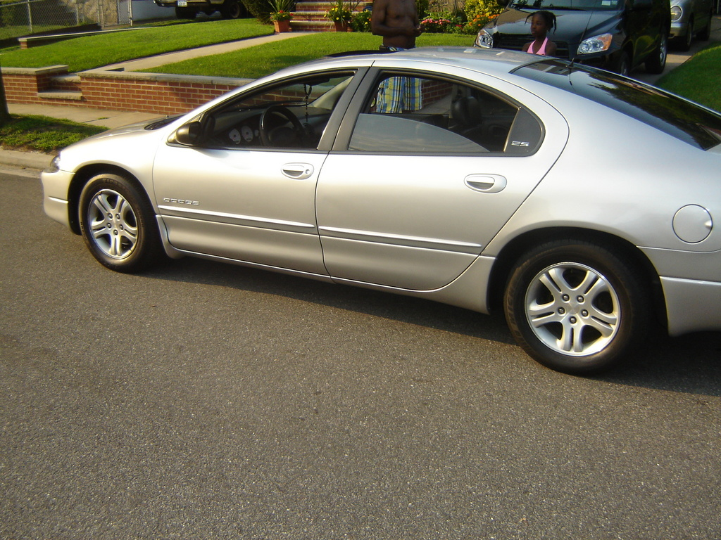 hight resolution of dodge intrepid silver