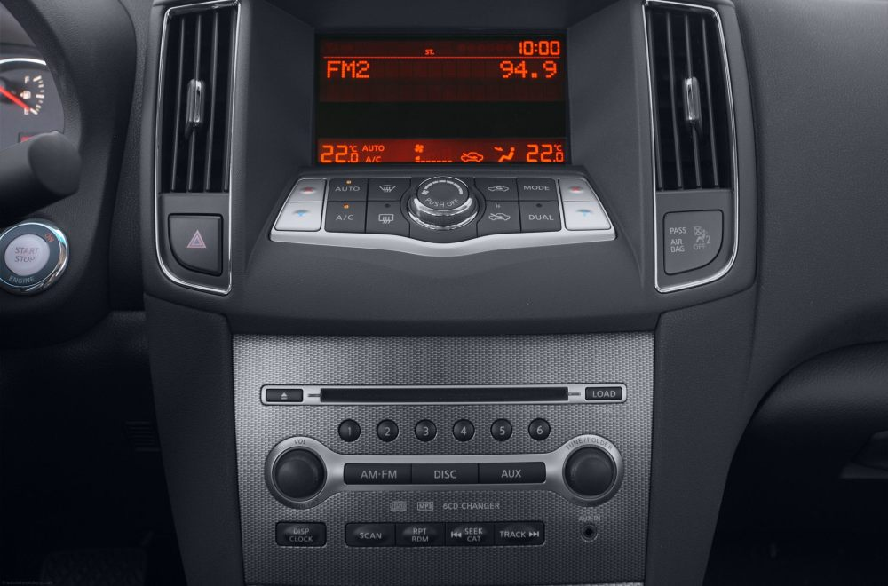 medium resolution of how to install aux input in 2004 nissan maxima