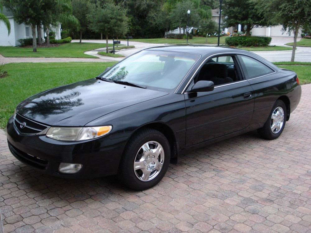 medium resolution of toyota camry solara black