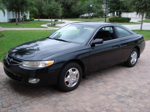 small resolution of toyota camry solara black