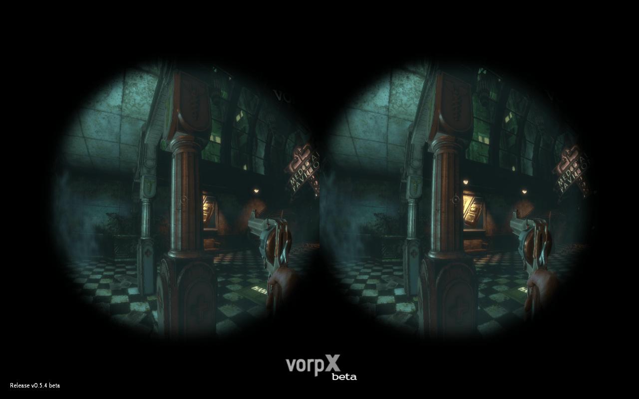 vorpx – Road to VR