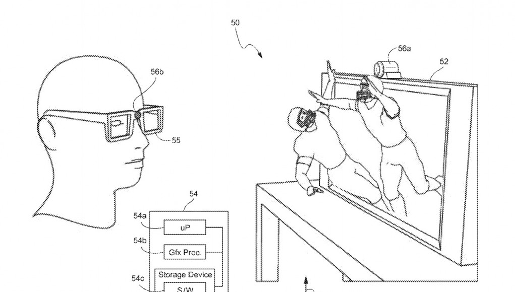 Nintendo Patents Eye-Tracking Tech Bringing 3D to 2D