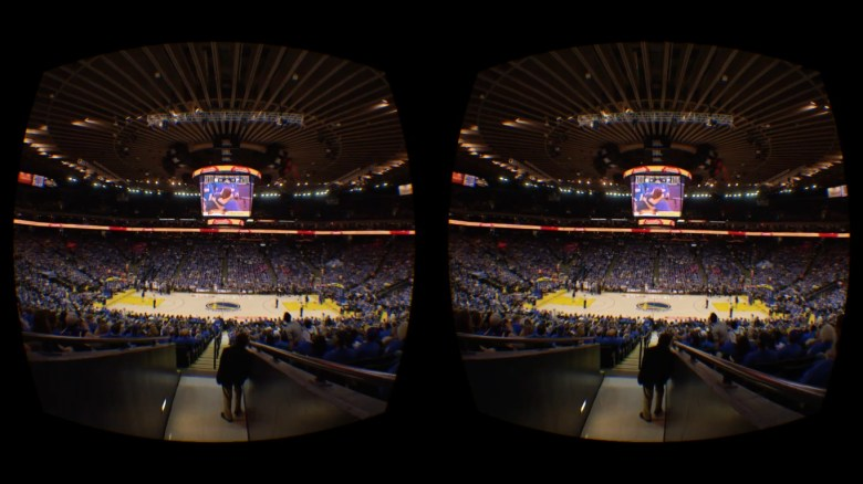 I Watched an NBA Game With Next VR and I Can't Go Back to ...