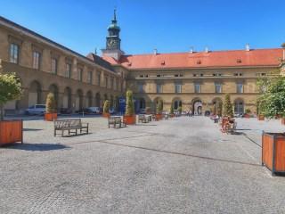 Courtyard in Munich