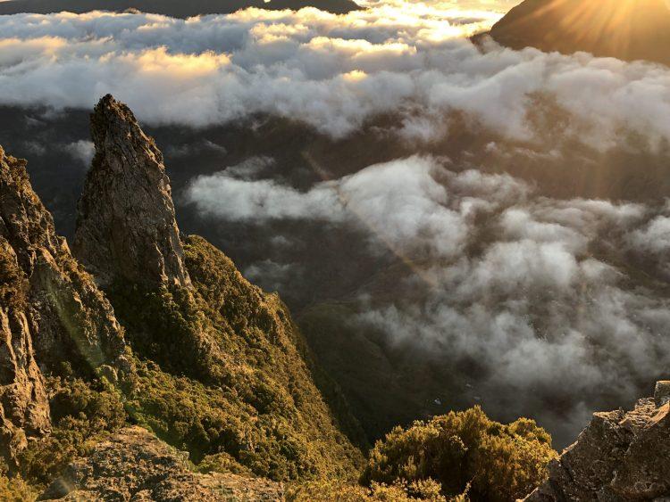 Piton Maido während dem Roadtrip auf Réunion