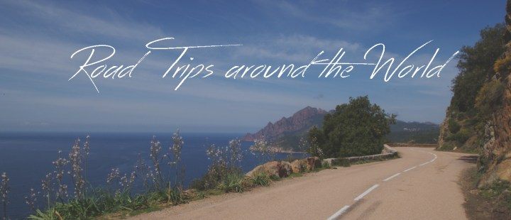 About Road Trips around the World - Miss Coco