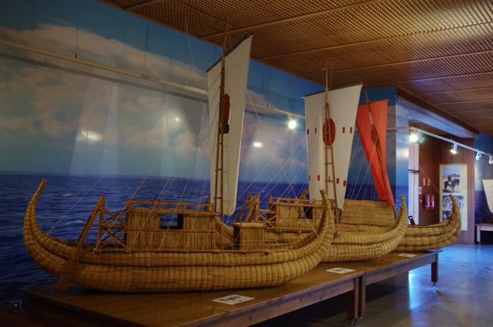Thor-Heyerdahl-reed-boat–Guimar-Museum-Tenerife-3