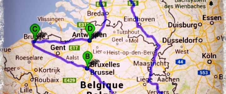Benelux Road Trip