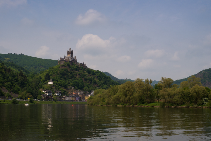 Cochem-Castle-Moselle-Germany