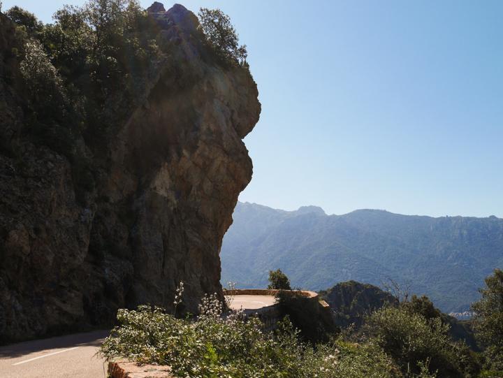 Corsica - road Calvi to Porto-6