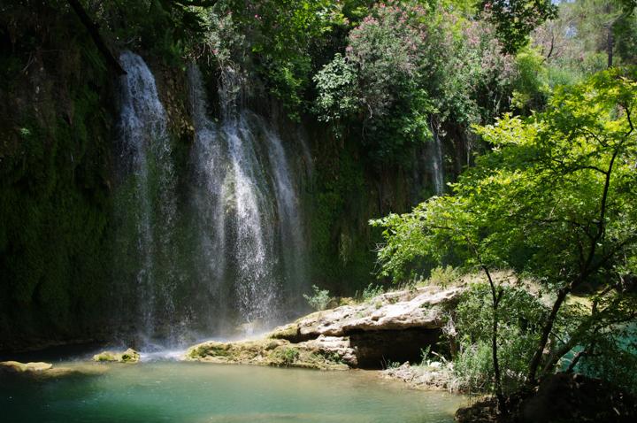 Kursunlu-waterfall-Antalia-Turkey-3
