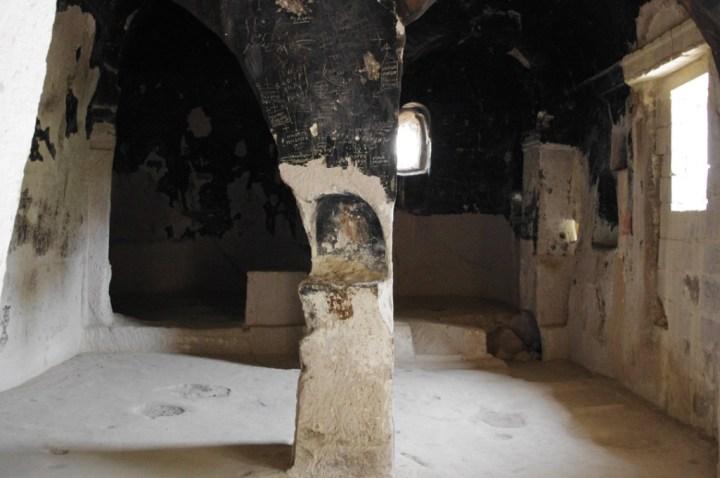 Keslik Monastery - Turkey - Cappadocia