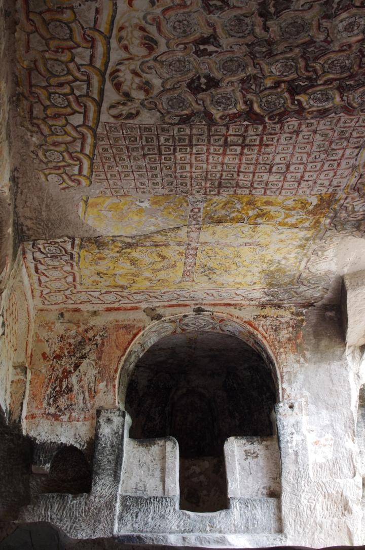 Keslik Monastery - Turkey - Cappadocia-6