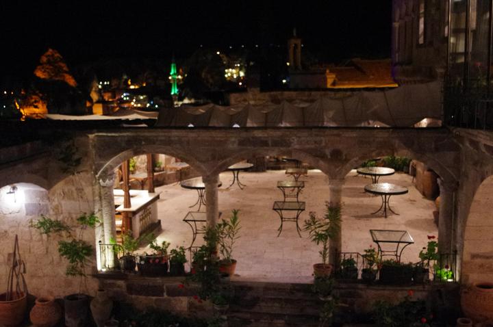 Turkey - Cappadocia -Goreme - hotel-10